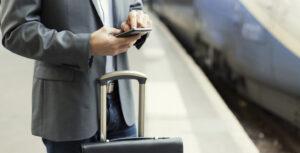business traveller mobile app