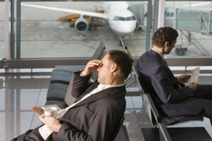 health wellbeing business travel