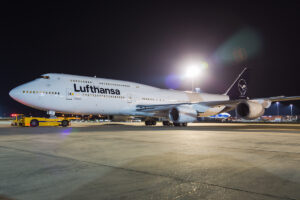 Lufthansa-plane