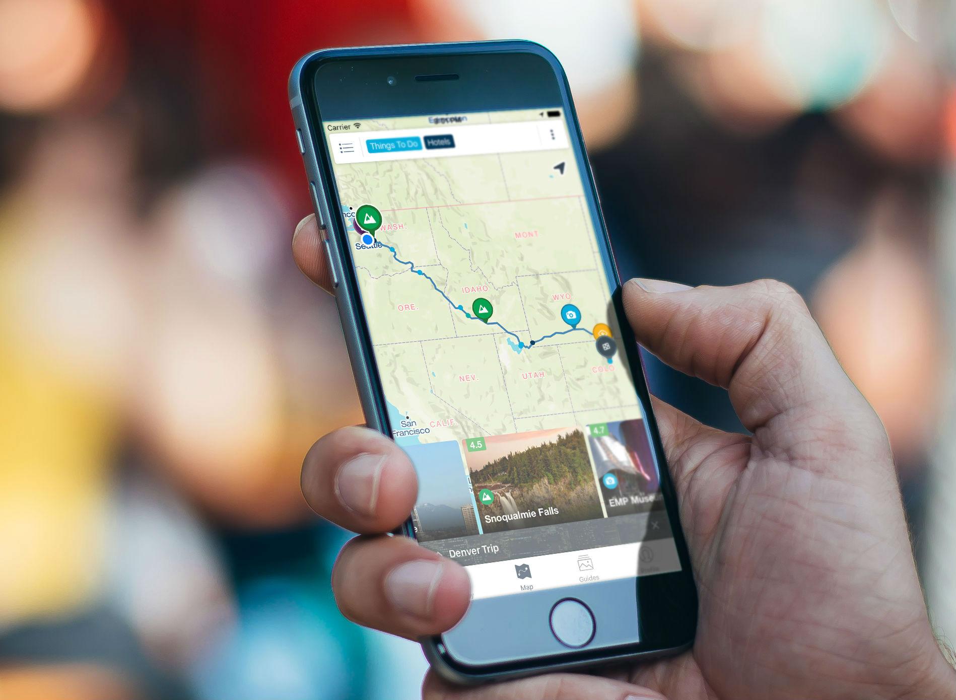 beyond business travel app