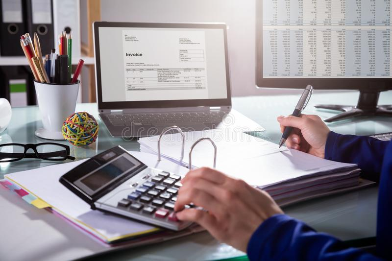 centralised invoicing